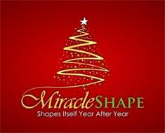 MIRACLESHAPE SHAPES ITSELF YEAR AFTER YEAR