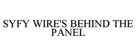 SYFY WIRE'S BEHIND THE PANEL