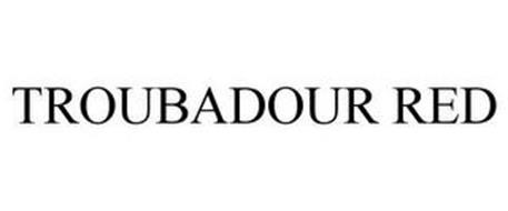 TROUBADOUR RED