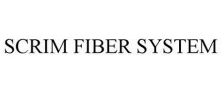 SCRIM FIBER SYSTEM