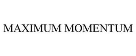 MAXIMUM MOMENTUM