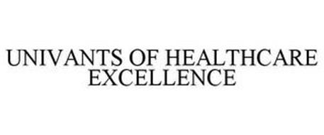 UNIVANTS OF HEALTHCARE EXCELLENCE