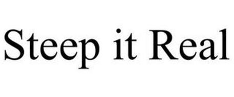 STEEP IT REAL