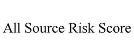 ALL SOURCE RISK SCORE