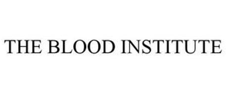 THE BLOOD INSTITUTE
