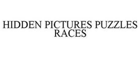 HIDDEN PICTURES PUZZLES RACES