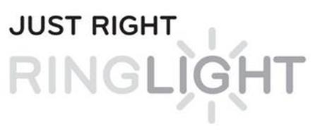 JUST RIGHT RING LIGHT