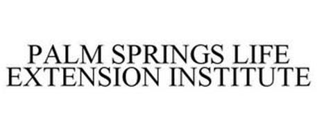 PALM SPRINGS LIFE EXTENSION INSTITUTE