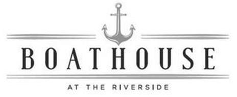 BOATHOUSE AT THE RIVERSIDE