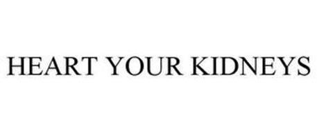 HEART YOUR KIDNEYS