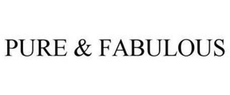 PURE & FABULOUS