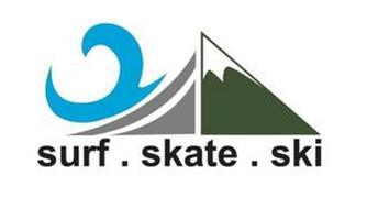 SURF. SKATE. SKI