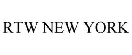 RTW NEW YORK