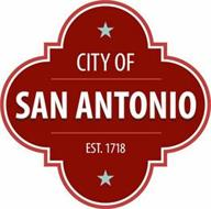 CITY OF SAN ANTONIO EST. 1718