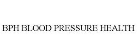 BPH BLOOD PRESSURE HEALTH
