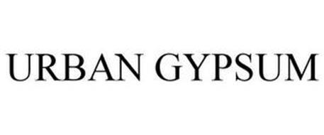 URBAN GYPSUM
