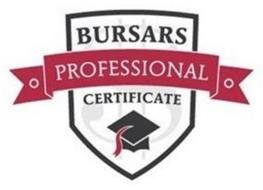 BURSARS PROFESSIONAL CERTIFICATE