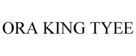 ORA KING TYEE