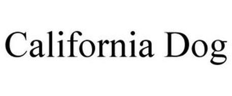 CALIFORNIA DOG