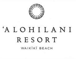 `ALOHILANI RESORT WAIKIKI BEACH