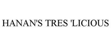 HANAN'S TRES 'LICIOUS