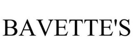 BAVETTE'S