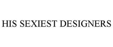 HIS SEXIEST DESIGNERS
