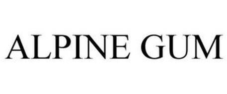 ALPINE GUM