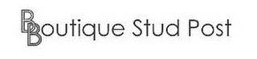 BBOUTIQUE STUD POST