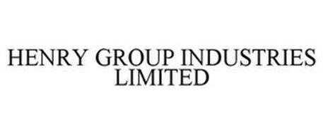 HENRY GROUP INDUSTRIES LIMITED