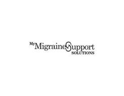 MY MIGRAINE SUPPORT SOLUTIONS