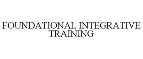 FOUNDATIONAL INTEGRATIVE TRAINING
