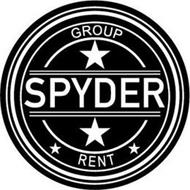 SPYDER RENT GROUP