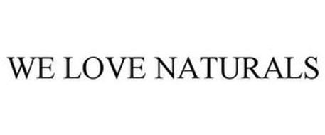 WE LOVE NATURALS