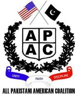 ALL PAKISTANI AMERICAN COALITION (APAC)
