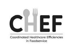CHEF COORDINATED HEALTHCARE EFFICIENCIES IN FOODSERVICE