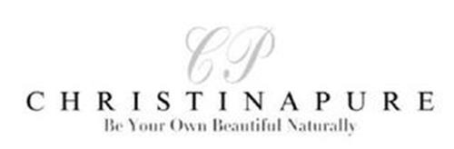 CP CHRISTINAPURE BE YOUR OWN BEAUTIFUL NATURALLY