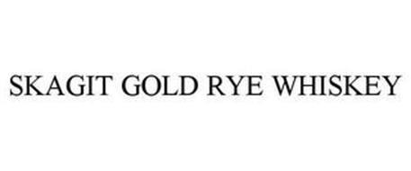 SKAGIT GOLD RYE WHISKEY