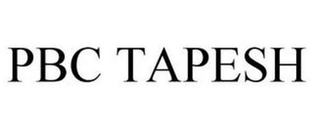PBC TAPESH