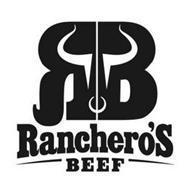 RB RANCHERO'S BEEF