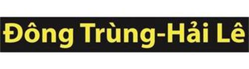 DONG TRUNG-HAI LE