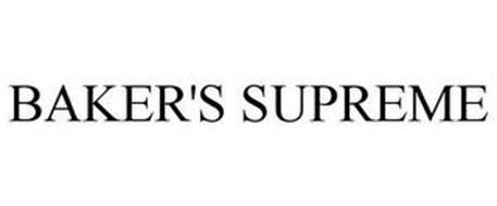 BAKER'S SUPREME