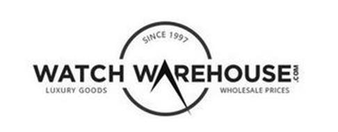 SINCE1997 WATCH WAREHOUSE.COM LUXURY GOODS WHOLESALE PRICES