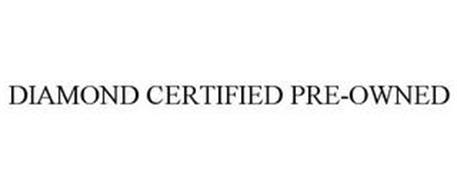 DIAMOND CERTIFIED PRE-OWNED