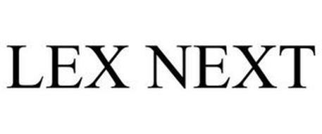 LEX NEXT