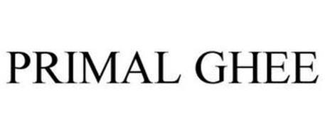 PRIMAL GHEE