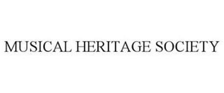 MUSICAL HERITAGE SOCIETY