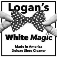 LOGAN'S WHITE MAGIC MADE IN AMERICA DELUXE SHOE CLEANER