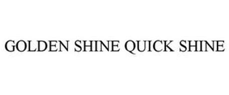 GOLDEN SHINE QUICK SHINE