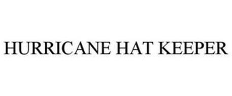 HURRICANE HAT KEEPER